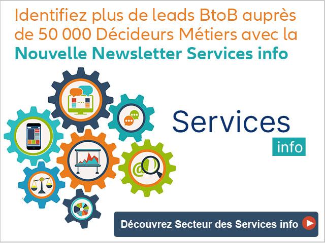 Newsletter Services info